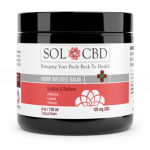 Sol cbd herbal balm review