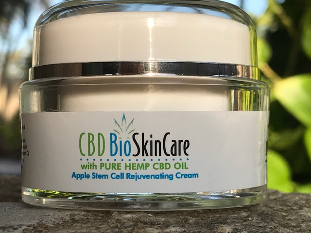 CBD Apple Stem Cell Rejuvenation Cream