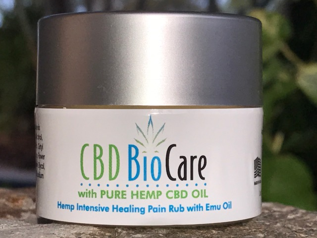cbdbiocare balm review