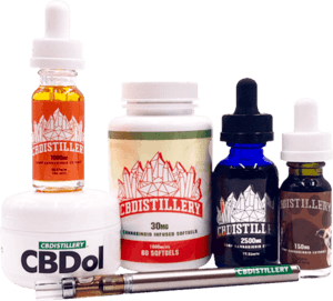 Cbdistillery review and coupon codes online