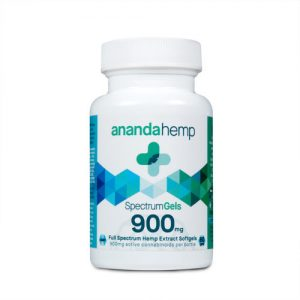 ananda hemp Spectrum-900 gel review