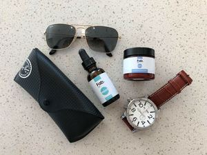 FAB CBD Oil review and coupon