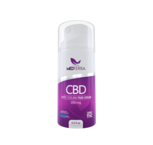 Cbd pain cream from medterra