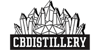 the cbdistillery coupon and logo