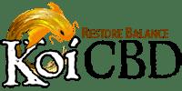 koi-cbd coupon and logo