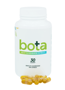 Bota hemp capsules review