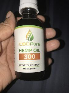 CBDpure Review under the strongest cbd oils