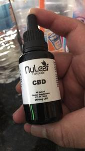Nuleaf naturals is one the best cbd oils i have ever used