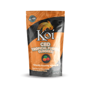 koi cbd gummies review