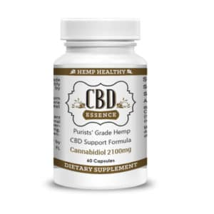 Cbdessence capsules review