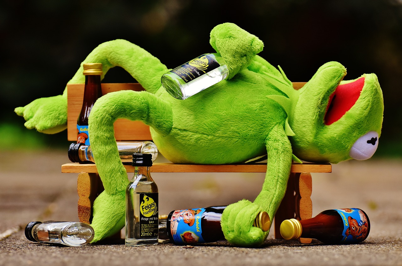 How can cbd be used to treat alcohol addiction