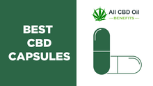 Best CBD oil capsules and pills