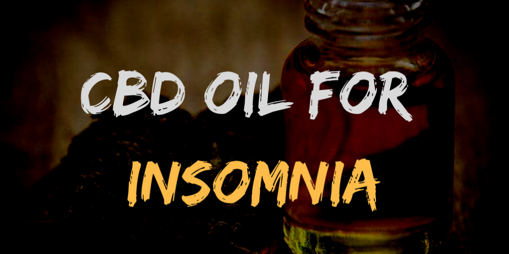 the best cbd oil for insomnia