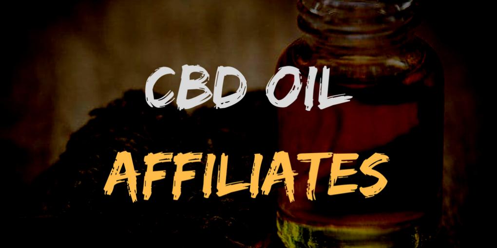 Cbd oil Affiliates