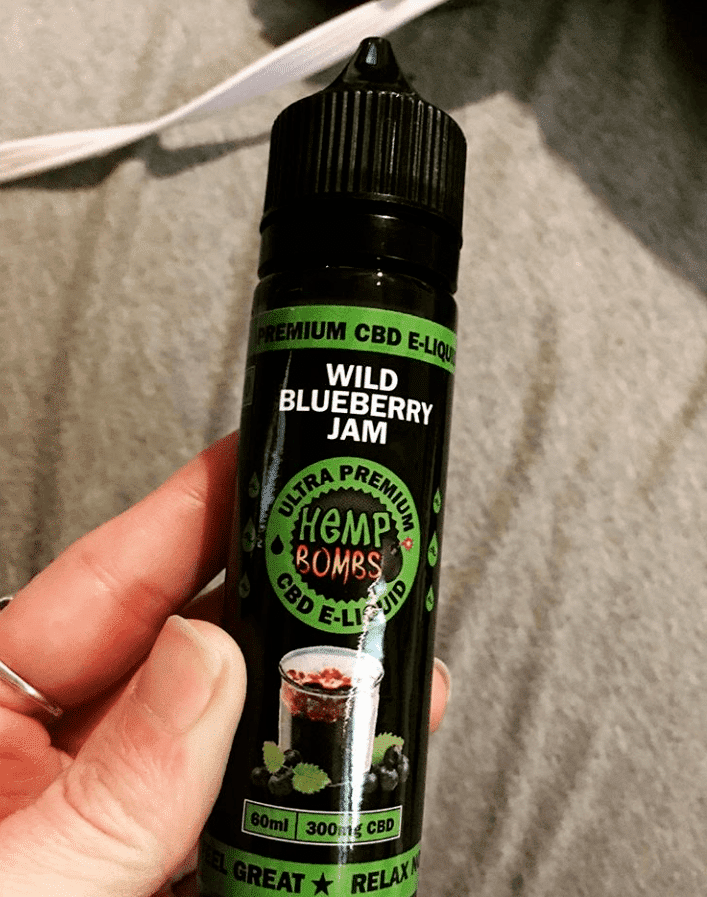 hemp bombs vape additive