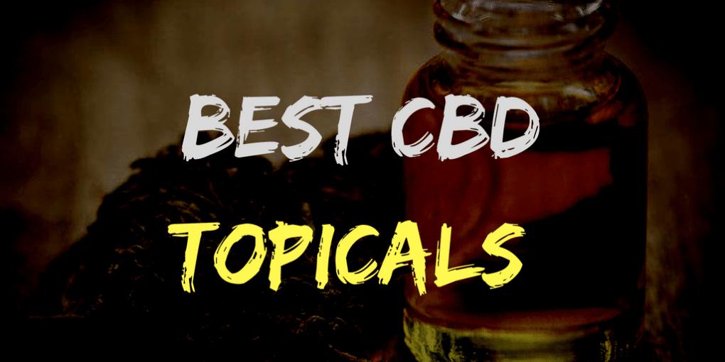 Best CBD Topicals