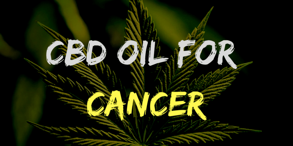 Cbd oil for cancer relief