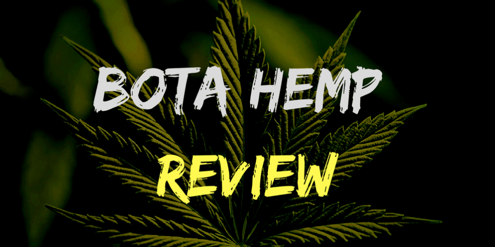Bota Hemp Review