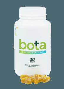 Bota hemp capsules review