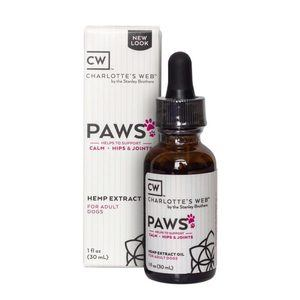 CW hemp paws review online