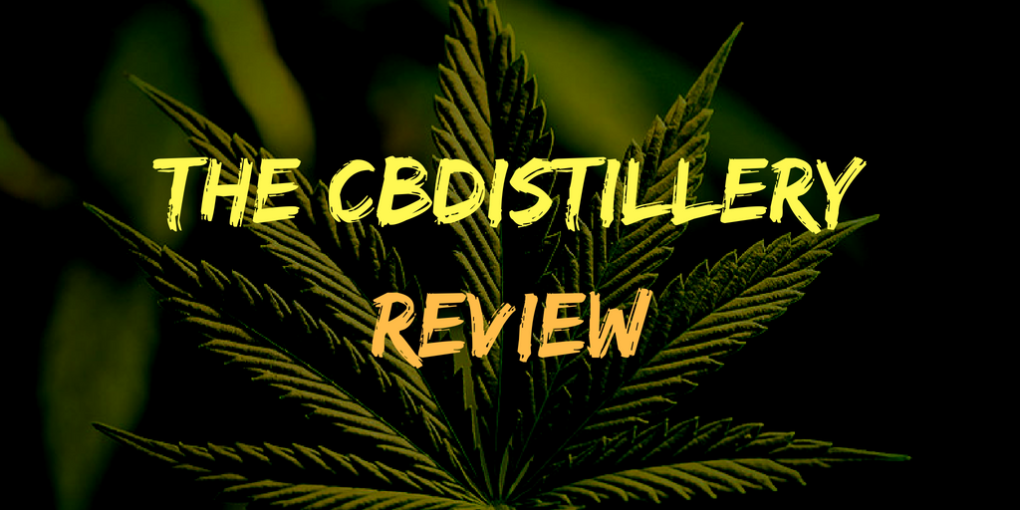 The CBDIstillery Review