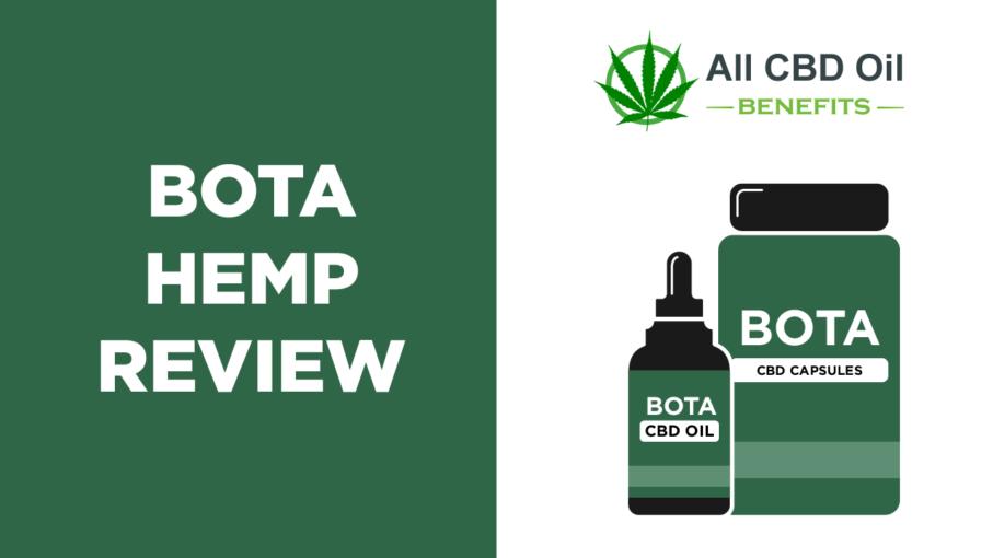 Bota Hemp Review