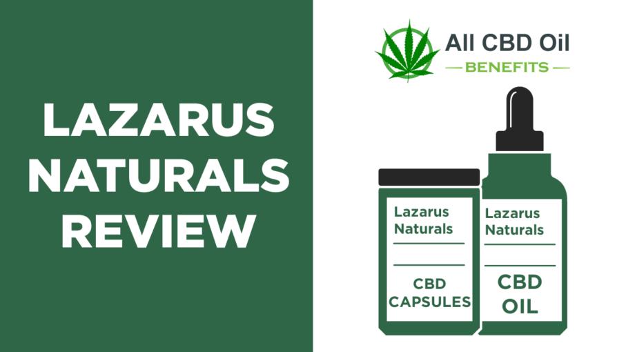 Lazarus Naturals Review: The Cheapest CBD oil